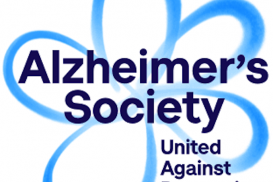 Alzheimer's Society – Our Nominated Charity for 2018-2019